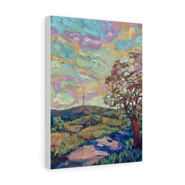 "Limited edition canvas prints of ""Path of Peace"""