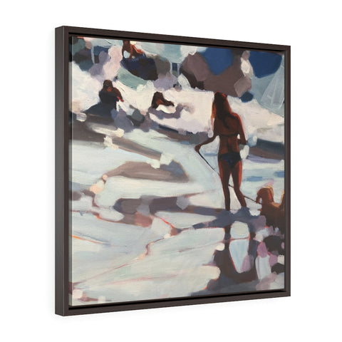 "Franedlimited edition canvas prints of ""shapes of Summer """