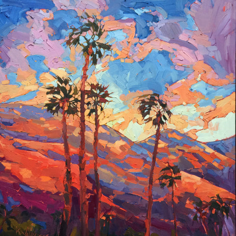 """Desert sundown"""