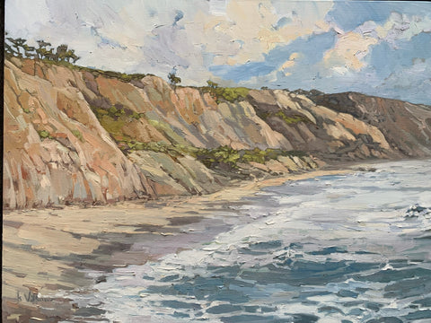"""Clouds over Torreypines"""