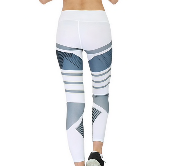 Geometrical Shaped Leggings