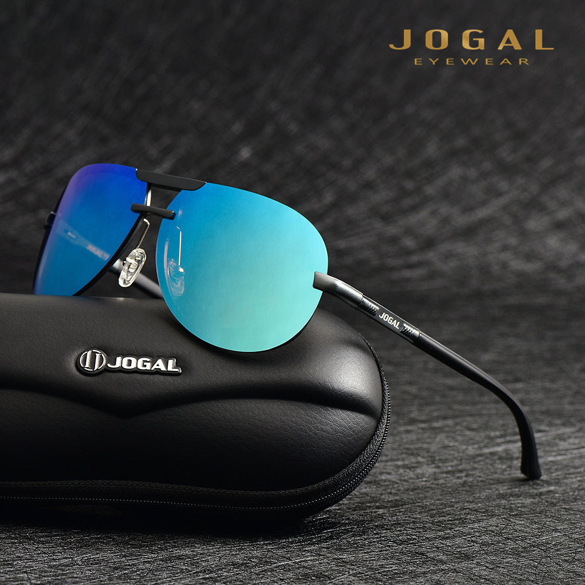 Aluminum Magnesium Men's Sunglasses Polarized Coating Mirror Glasses oculos Male Eyewear