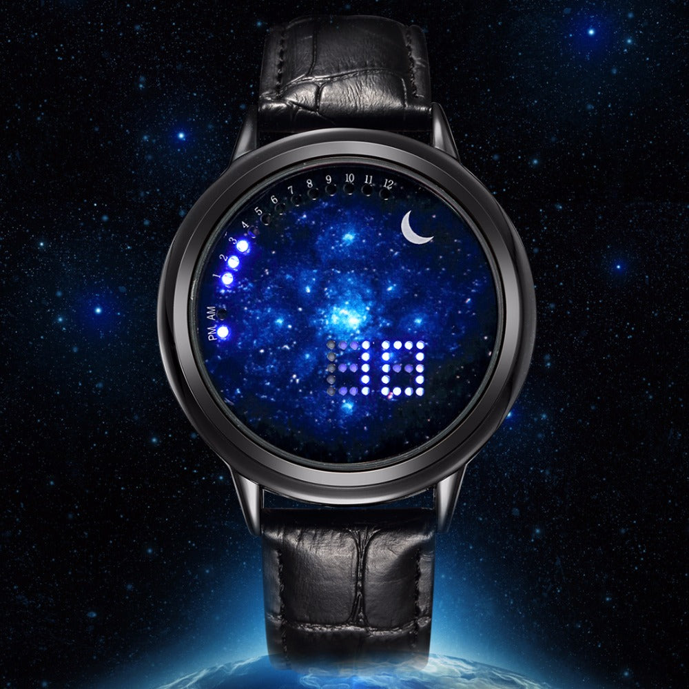 Fashion Top brand Digital Led Watch Men
