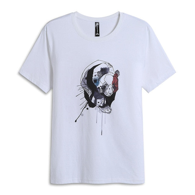 short sleeve t shirt men fashion brand design 100% cotton