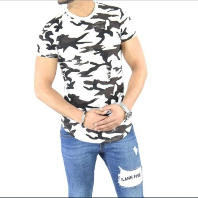 Slim Fit men t shirt