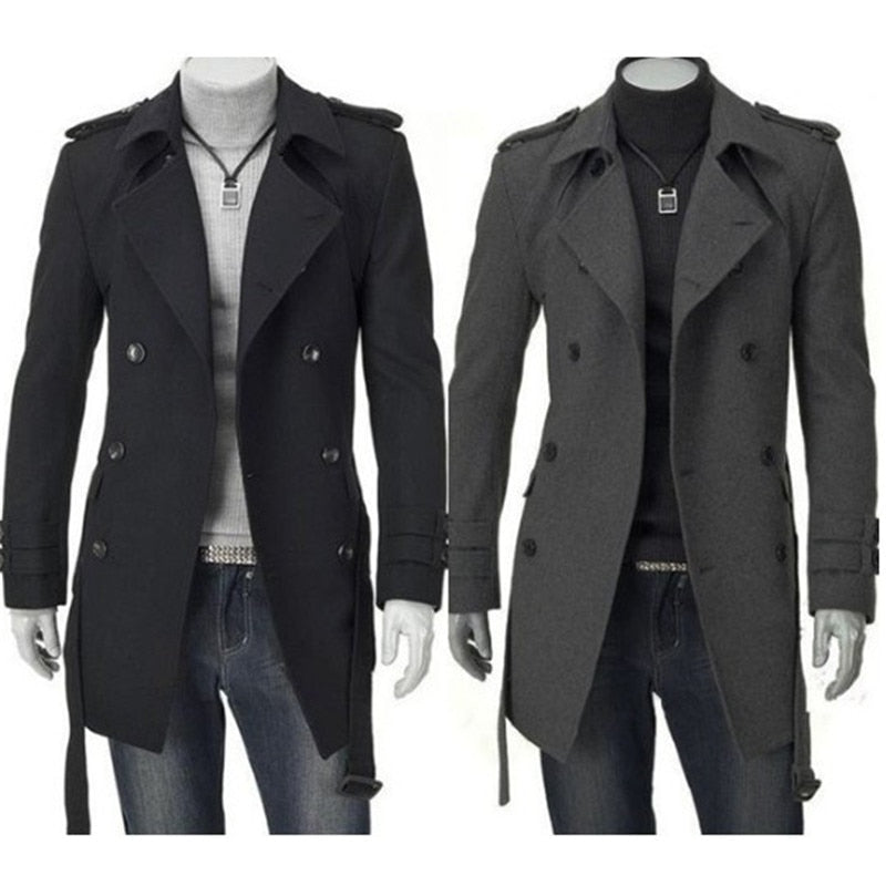2019Fashion Winter Men Jackets