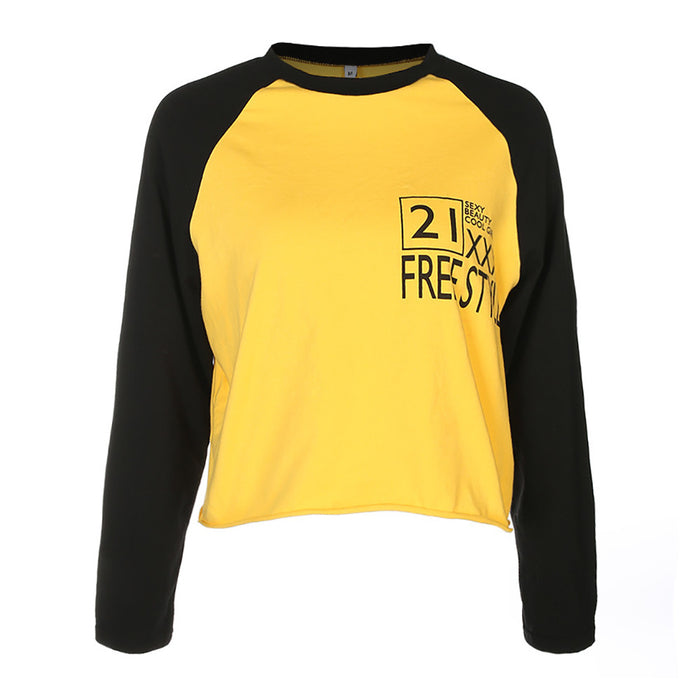Women T-shirt Summer  Long Sleeve