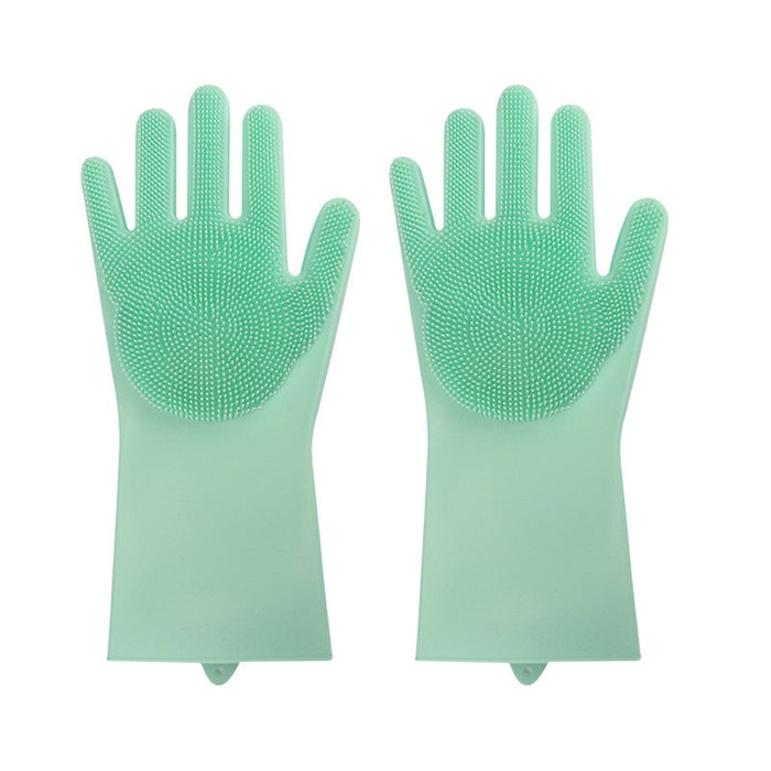 Silicone Dish Washing Gloves