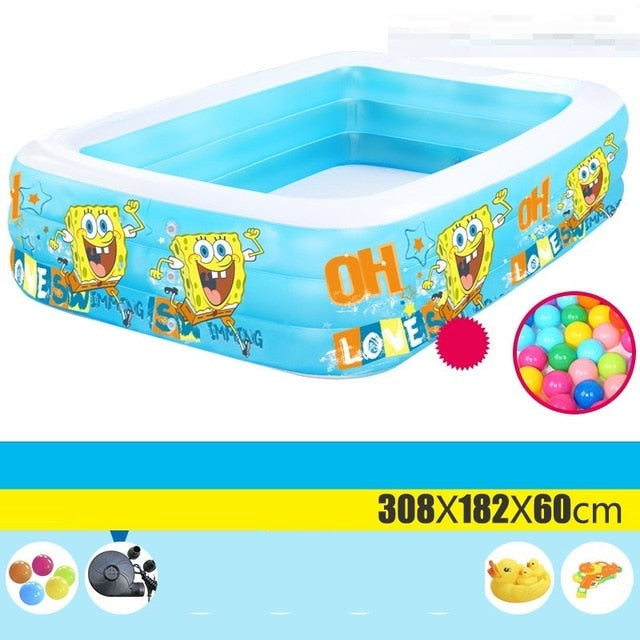 Baby Swiming Pool Adult Banheira Bath Tub Inflatable Bathtub