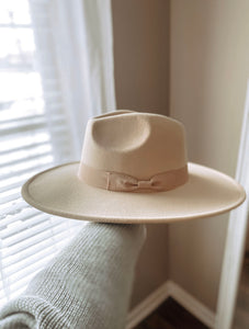 Panama Hat with Bow