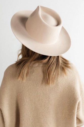 Vegan Felt Rancher Hat