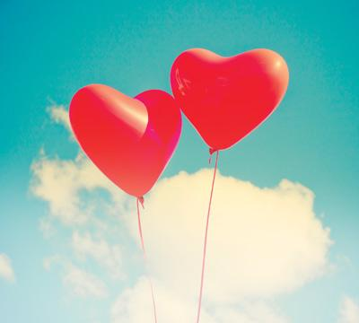 Heart Healthy Balloons