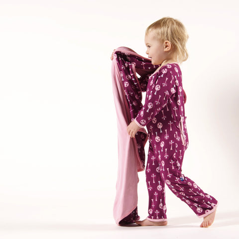 Kicky Pants Grapevine Tree Coverall