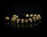 Bowery Rocks Gold Multiskull