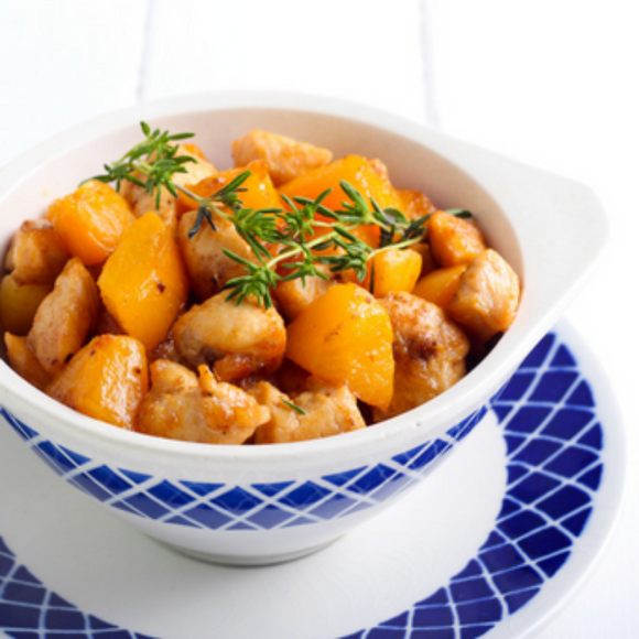 Fresh Meal- Apricot Chicken
