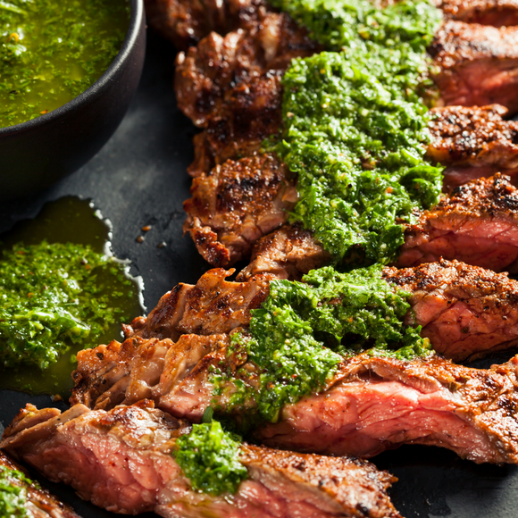 Fresh Meal- Chimichurri Steak