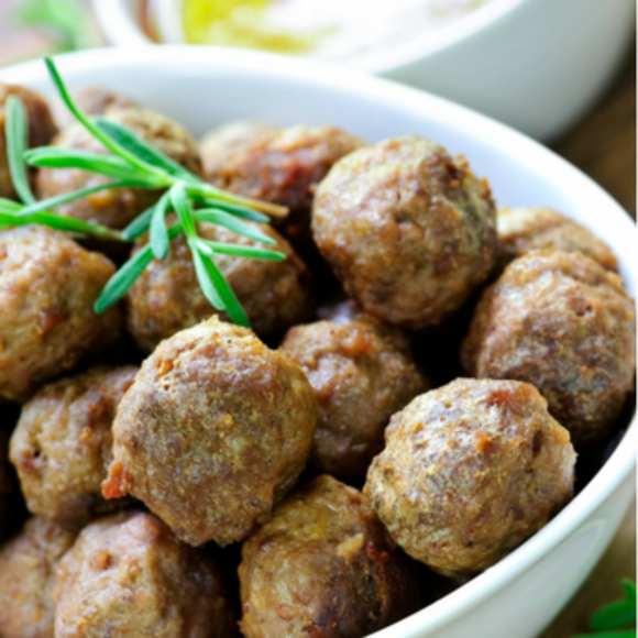 Snack - Swedish Meatballs