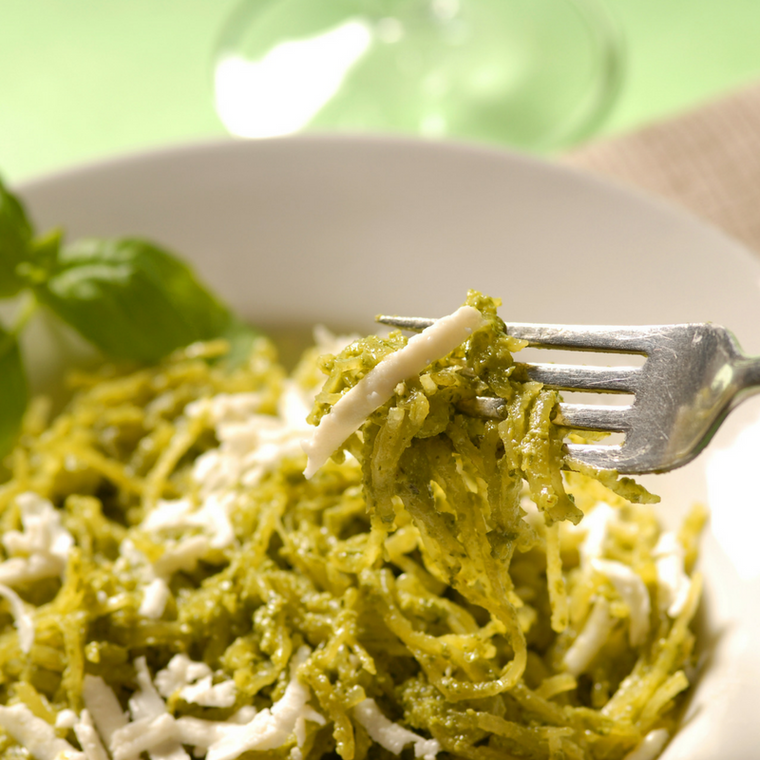 Pesto Chicken Pasta
