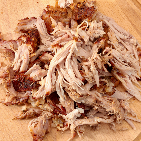 Peachy Pulled pork
