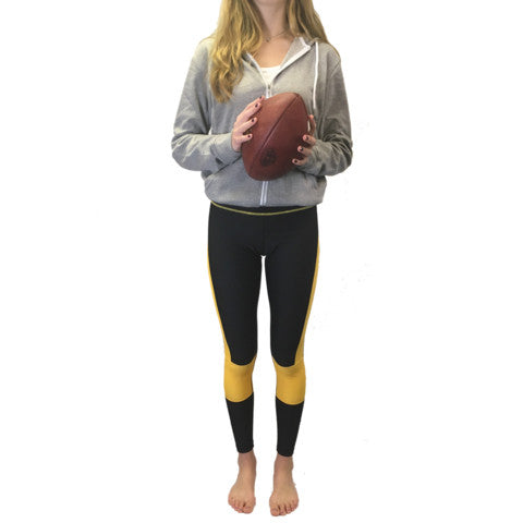Pittsburgh ColorRush GameTime Leggings (Premium Yoga Pants)