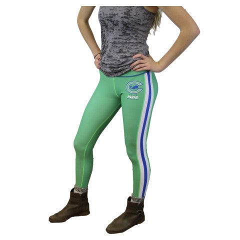 Connecticut Whale NWHL Gametime Leggings