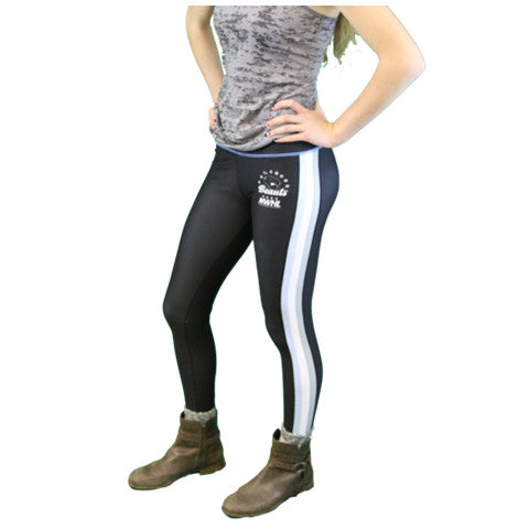 Buffalo Beauts NWHL Gametime Leggings