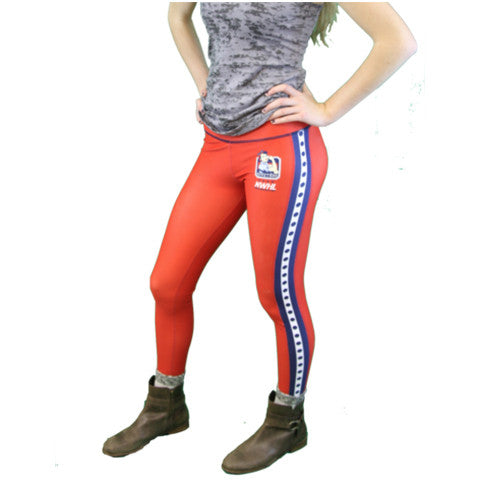 New York Riveters NWHL Gametime Leggings