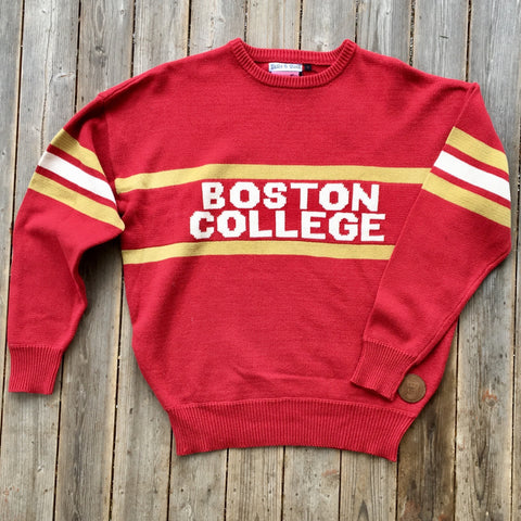 Boston College Varsity Sweater
