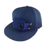 Blue GoSolo Hat