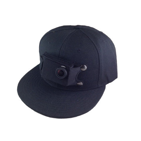 Black GoSolo Hat