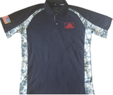 Run Down the Demons dry fit Golf Polo