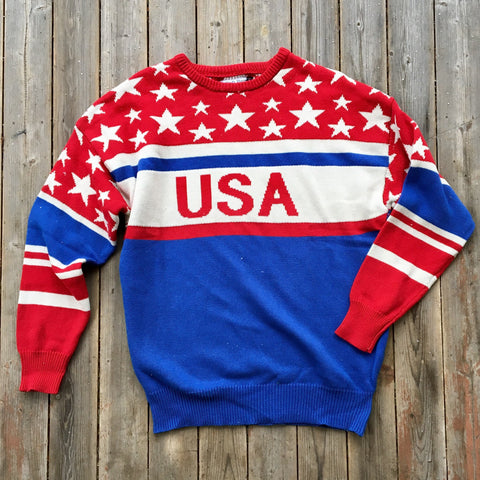 American Star Sweater