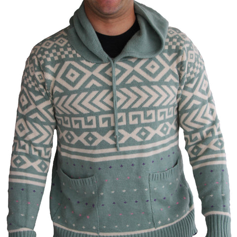 Breathe Sweater (Irish Green)