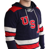 The Vintage USA Hockey Sweater