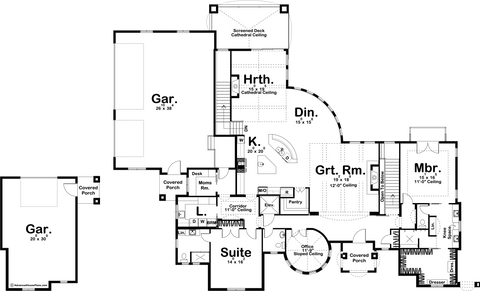 Chambers Bay Floor Plan
