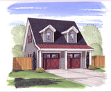 Thayer - Advanced House Plans