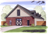 Jefferson - Advanced House Plans