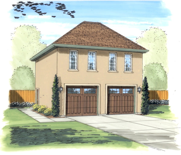 Garage By Advanced House Plans