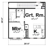 Greeley - Advanced House Plans