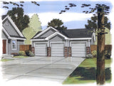 Bradley - Advanced House Plans