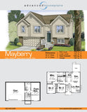 Mayberry - Advanced House Plans
