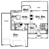 Brookhaven - Advanced House Plans