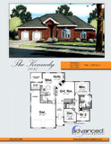Kennedy - Advanced House Plans