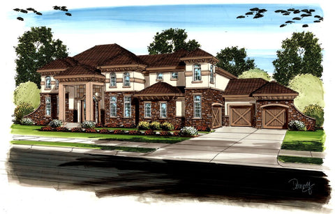 Martelli - Advanced House Plans