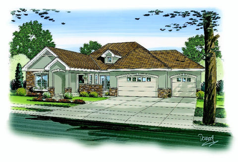 Vincent - Advanced House Plans