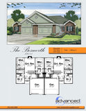 Bosworth - Advanced House Plans
