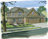 Castleberry - Advanced House Plans