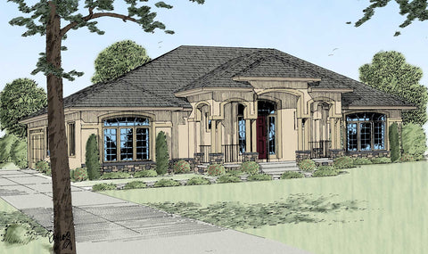 McPherson - Advanced House Plans