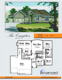 Traditional Ranch House Plan Book