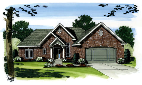 Bondell - Advanced House Plans